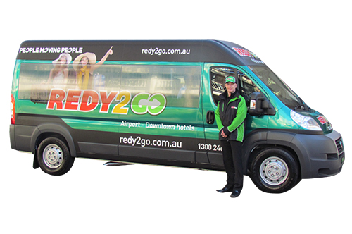 picture of Sydney Airport Shuttle Bus - One Way Transfer